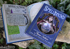 Genuine Spellbound Spell Book by Anne Stokes ~ Ritual ~ Pagan ~ Wicca ~ Altar