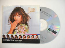 JENNIFER LOPEZ : UNA NOCHE MAS ( REMIX 2002 ) ♦ CD SINGLE PORT GRATUIT ♦