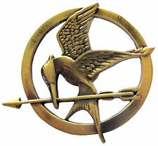 Hunger Games Movie Mockingjay Prop Replica Pin from NECA