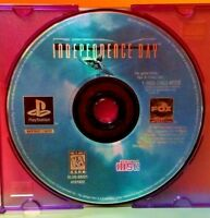 Independence Day - Playstation 1 2 PS1 PS2 Rare Game - Tested Works