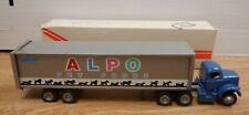 Alpo Pet Foods Winross 1:64 Scale Diecast Truck & Tanker 101920DBT