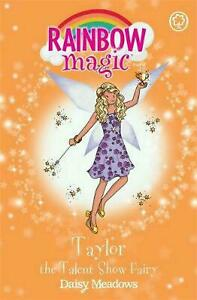 Rainbow Magic Story Book - Showtime Fairies: TAYLOR THE TALENT SHOW FAIRY - NEW