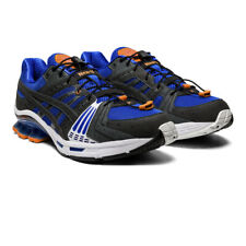 Asics Mens Gel-Kinsei OG Running Shoes Trainers Sneakers Black Blue Sports