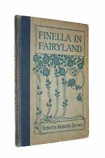 Finella In Fairyland by Demetra [Vaka] Kenneth-Brown