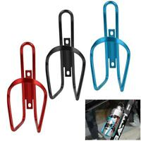 Outdoor Aluminum Alloy Bicycle Water Bottle Cage Mountain Road Bike Kettle Holde