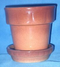2012 CANNON VALLEY RED WING COLLECTORS CLUB Flower Pot