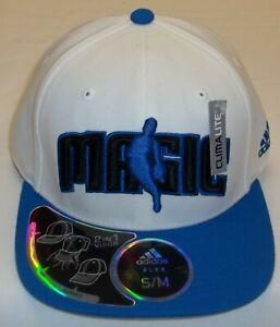 NBA Orlando Magic 2in1 Visor Flex Hat By Adidas - Size S/M - New