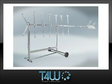T4W Rotating Paint Rack paint stand rotative + paddle & 2 x narrow pliers