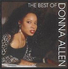 DONNA ALLEN / THE BEST OF * NEW CD * NEU *