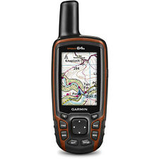 GARMIN GPSMAP 64s Handheld GPS Receiver Navigaror Compass Altimeter 010-01199-10