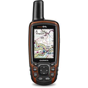 GARMIN GPSMAP 64s Handheld GPS Receiver Navigator Compass Altimeter 010-01199-10