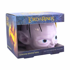 More details for gollum oversized 3d shaped mug licensed lord of the rings