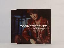 CONNER REEVES MY FATHER'S SON (I58) 4 Track CD Single Picture Sleeve WILDSTAR