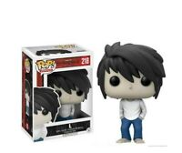 Funko pop death note L figura figure manga coleccion anime vinyl