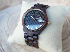 Orologio da polso Legno | Wood Watch | Reloj Madera | Montre Bois | Holzuhr Uhr