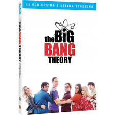 Big Bang Theory (The) - Stagione 12 (3 Dvd)  [Dvd Nuovo]