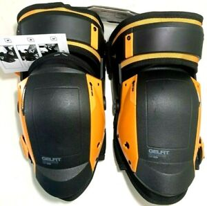 Knee Pads TOUGHBUILT GELFIT Thigh Comfort Support GEL Foam Work Safety TP-KP-G3