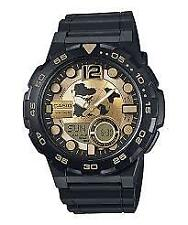 CASIO AEQ-100BW-9A BLACK WATCH FOR MEN - COD + FREE SHIPPING