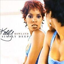 Kelly Rowland - Simply Deep (CD 2003, Sony Music Entertainment)