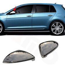 2 COQUE RETROVISEUR VW GOLF 7 BERLINE 3 5 PORTES & SW APRES 11/2012 CHROME