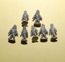 héros standard ESSEX Miniatures-Fan Series-Nain tribus Hommes commandement