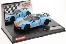 Carrera EVO 27549 Porsche 918 Spyder Gulf Racing