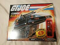 Gi Joe Retro Walmart Exclusive Cobra Hiss With Driver