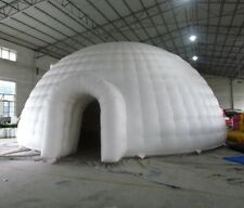 Inflatable Igloo, use for camping, weddings, party, Christmas, business events