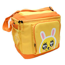 Kakao Friends - Ice Cooler Bag (MUZI) for Outdoor, Picnic, Camping, Lunch Box