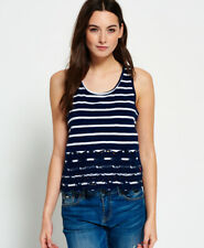 Superdry Womens Shore Broderie Shell Top