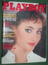 Playboy Nov 1983 POM Veronica Gamba Sex in the Cinema Kenny Rogers Interview