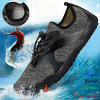 Quick Dry Men's Swim Water Shoes Barefoot Diving Aqua Sports Pool Beach Walking