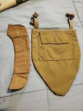 New listing Msap groin protector and single shoulder pad. excellent used condition coyote no