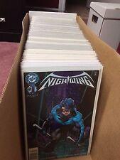 Nightwing 1st Series #1-153 + 1-4 mini + Annuals Complete Set Full Run NM