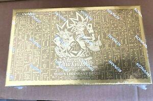 Yu-Gi-Oh! Yugis Legendary Decks Unlimited Reprint Deutsch Neu & Originalverpackt