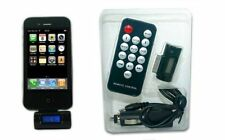 MP3 Player FM Transmitters with Remote Control