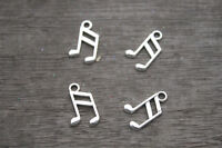 2mm MDF Wood Various Sizes Treble Clef Craft Shape Note, Music