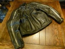 Alpinestars leather motorcycle jacket - Large