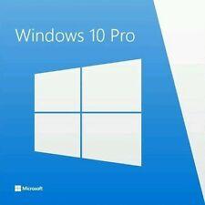 Windows 10 PRO - KEY/CLAVE LICENCIA/LICENCE 100% ORIGINAL 32/64 different langu