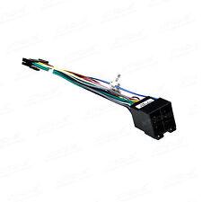 KFZ Autoradio ISO Kabel DIN Kabelbaum für OPEL Stecker Radioadapter PCD76OLOA
