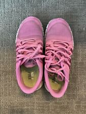 Nike Free 5.0+ Women's Running Shoes, Size 10.5 Pink/gray