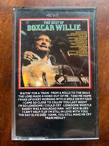 The Best of Boxcar Willie Country Music Audio Cassette Tape