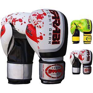 Farabi Gel Series Boxing Gloves Sparring MMA Muay Thai Punching Gloves Bag Mitts