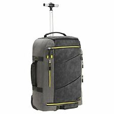 Cabin Max Manhattan 55x40x20 Hybrid Trolley Backpack Flight Approved hand