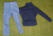 Vintage Action Man 40th loose Aventurier bleu Pull & Pantalon