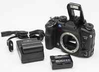 Konica Minolta Dynax 7D 7 D 7-D Body Gehäuse Spiegelreflexkamera Kamera