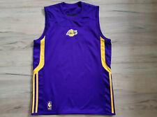 LA LAKERS! NBA train shirt trikot camiseta maglia kit jersey! 6/6 ! S - adult#