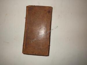 1782.Appendix de diis et heroibus poeticis (poesie.latin).Joseph Jouvency