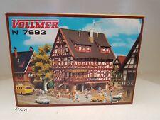 Vollmer 7693 Boutique Romantik Modell Spur N In OVP Bausatz (B128)