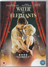 Water For Elephants - Robert Pattinson, Reese Witherspoon - (DVD) - sealed